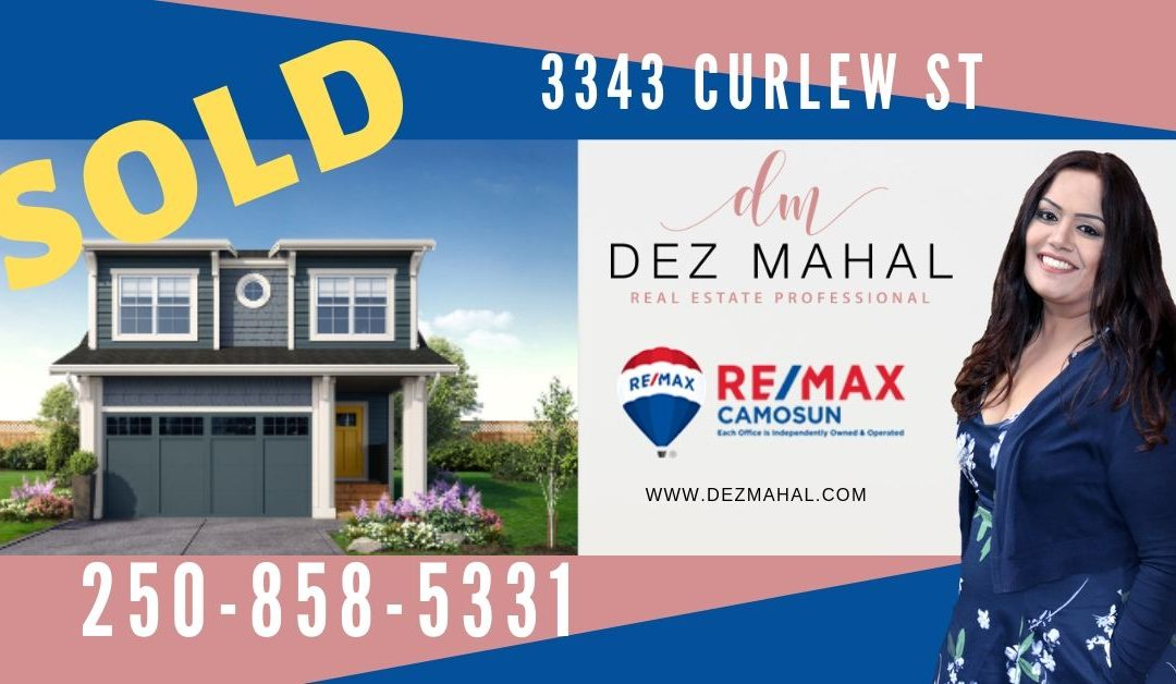 Another one Sold 3343 Curlew St
