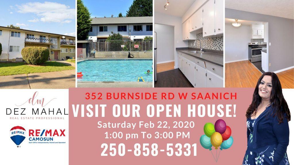 Open House _ 352 Burnside Rd