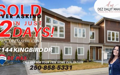 Another sold over asking : 2144 Kingbird dr