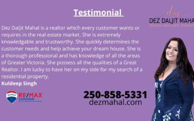 Happy Buyer's Testimonial